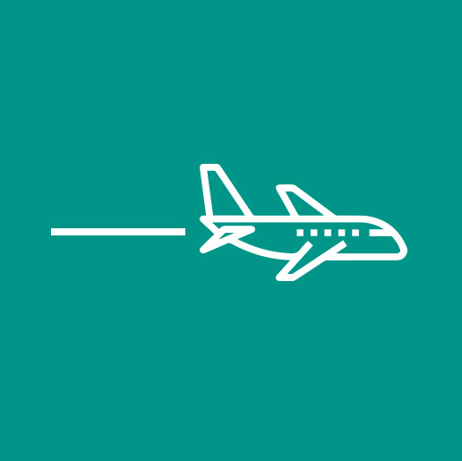 Carbon Offset long flight