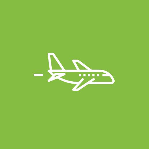 Carbon Offset short flight